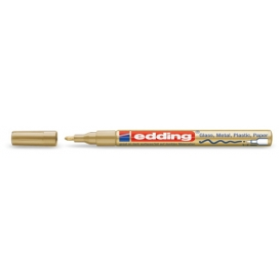 Edding 751 Hobi-Sanat Kalemi Altın