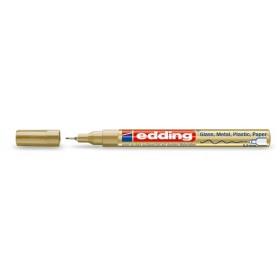 Edding 780 Hobi-Sanat Kalemi Altın