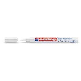 Edding 780 Hobi-Sanat Kalemi Beyaz