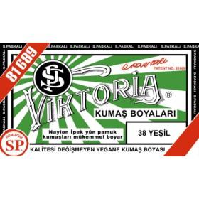 Viktoria Toz Kumaş Boyası 38 Yeşil