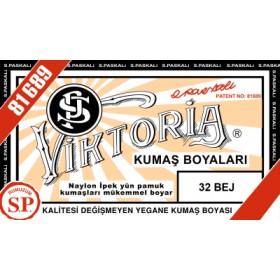 Viktoria Toz Kumaş Boyası 32 Bej