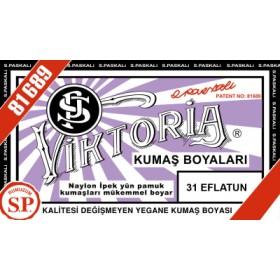 Viktoria Toz Kumaş Boyası 31 Eflatun