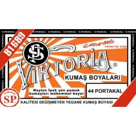 Viktoria Toz Kumaş Boyası 44 Portakal