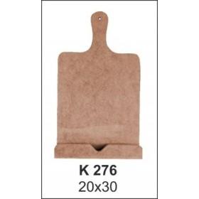 Ahşap Obje K276