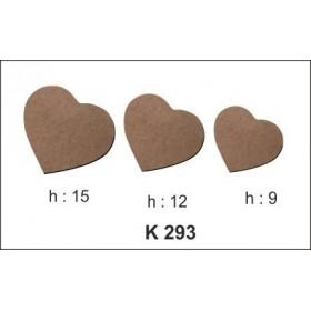 Ahşap Obje K293