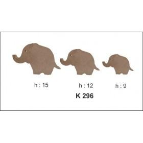 Ahşap Obje K296