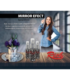 Rich Ayna Efekti (Mirror Efect) Sprey 25ml