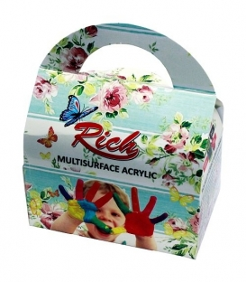 Rich Multi Surface 30cc Akrilik 6'lı (ALTILI) Set