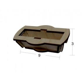Küvet Minyatür Obje MN 30