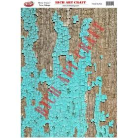 Rich Pirinç Dekopaj Kağıdı 8293