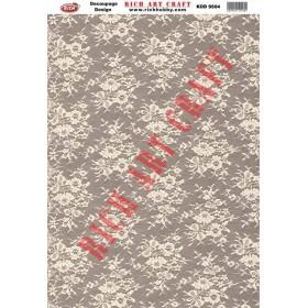 Rich Dekupaj Kağıdı 9504