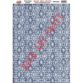 Rich Dekupaj Kağıdı 9506