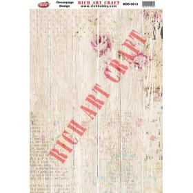 Rich Dekupaj Kağıdı 9513