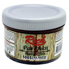 Rich PAS Efekti/Rusty Effect  5005 PAS KAHVE 160cc