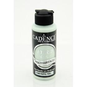 Cadence Hybird Akrilik Multisurface H-045 PASTEL YEŞİL 120ml