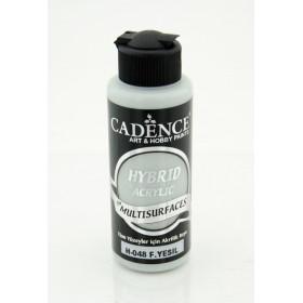 Cadence Hybird Akrilik Multisurface H-048 F.YEŞİL 120ml