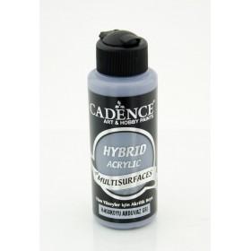 Cadence Hybird Akrilik Multisurface H-058 KOYU ARDUVAZ GRİ 120ml