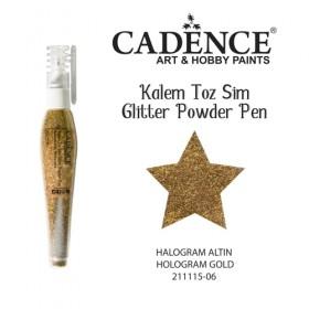Cadence Kalem Toz Sim Halogram ALTIN-06