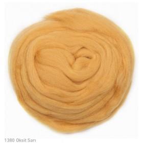 Nako Keçe Yünü 1380 Oksit Sarı