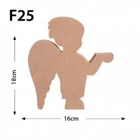 Ahşap Obje F25