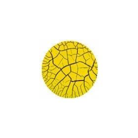 Cadence Crocodile Renkli Çatlatma 1004 Sarı