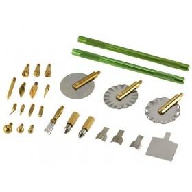 Makin's Clay Professional Kit 27 Parça