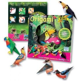 Folia Origami Seti Birds (Kuşlar)