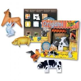 Folia Origami Seti Farm Animals (Çiftlik Hayvanları)