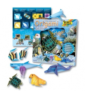 Folia Origami Seti Under Sea World (Su Altı Dünyası)