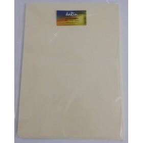 Ebru Kağıdı Krem (Fildişi) 25x35 cm 90 gr 100 Adet
