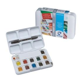 Talens Van Gogh Tablet Sulu Boya 15 (12+3) Renk