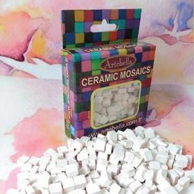 Artebella Seramik Mozaik 6701 Beyaz 8x8mm