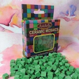 Artebella Seramik Mozaik 6704 Yeşil 8x8mm