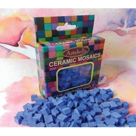 Artebella Seramik Mozaik 6707 Mavi 8x8mm