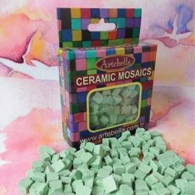 Artebella Seramik Mozaik 6708 Fıstık Yeşili 8x8mm