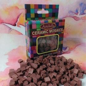Artebella Seramik Mozaik 6711 Kahve 8x8mm