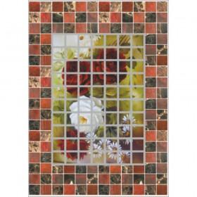 Artebella 1558 Mozaik Transfer Koyu Zemin 23x34 cm
