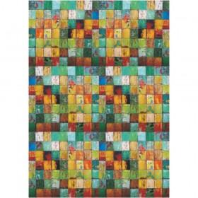 Artebella 1567 Mozaik Transfer Koyu Zemin 23x34 cm