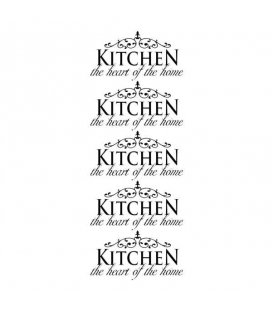 Artebella Home Design 10x25cm Transfer 5617