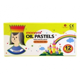 Monami Pastel Boya 12'li