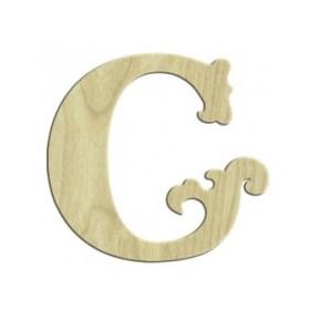 7cm Lazer Kesim Harf G