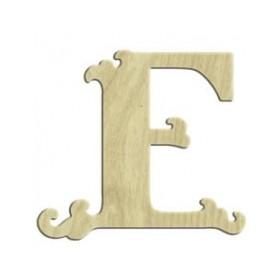 7cm Lazer Kesim Harf E