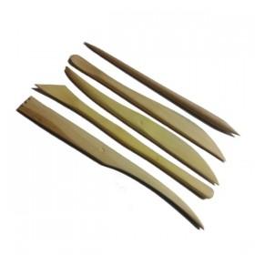 Modelaj Kalemi (Ebeşuar) Seti 5 Parça 20 cm.