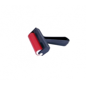 Plastik Saplı Kauçuk Merdane 10 cm.