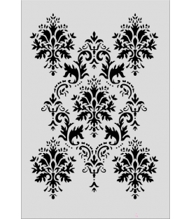 Rich Wall Decor Stencil 50x70cm - 026