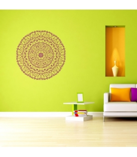 Rich Wall Decor Stencil 50x50cm - 009