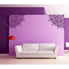 Rich Wall Decor Stencil 50x56cm - 018