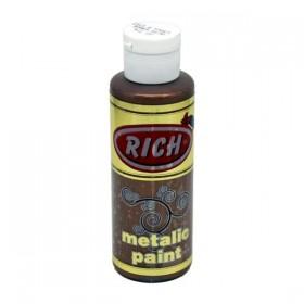 Rich 774 Metalik Açık Kahve 130 ml Metalik Ahşap Boyası