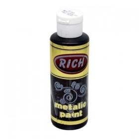 Rich 865 Metalik Antik Çikolata 130 ml Metalik Ahşap Boyası