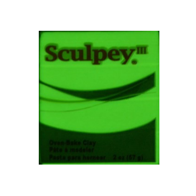 Sculpey III Polimer Kil 1113 Glow In The Dark (Karanlıkta Parlayan)